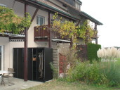 Haarder Schreinerei Ag Winterthur Gartenhaus Kunstschiefer