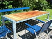 Harder Schreinerei Ag Winterthur Garten Tisch