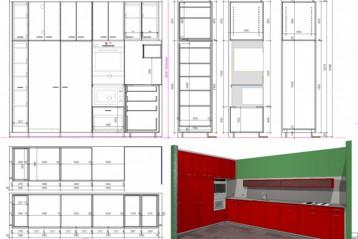 Harder Schreinerei AG Winterthur Planung und Visualisierungen