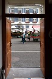 Harder Schreinerei AG Winterthur Haustüre