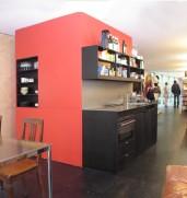 Kunstschiefer Küche Schreinerei Winterthur
